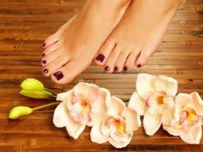 Douceur Bio,beauté des pieds, ongles, soins, pédicure simple et complète
